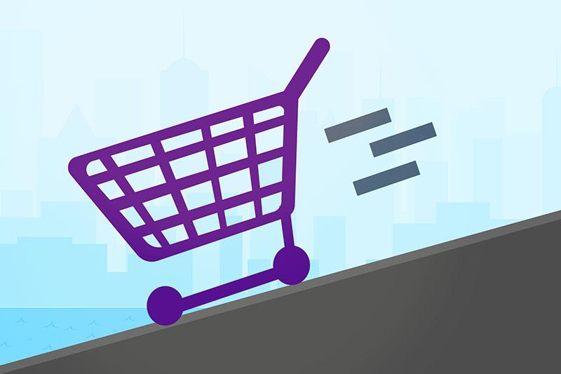 Como diminuir a taxa de abandono de carrinho no seu e-commerce