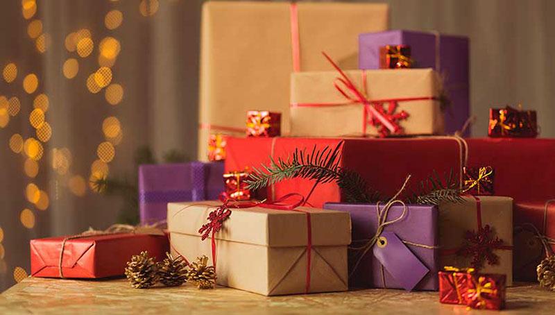 Vendas de Natal e Entrega Rápida