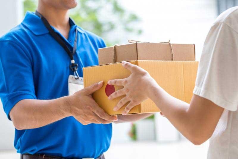 transportadora para oferecer a melhor experiência pós-compra