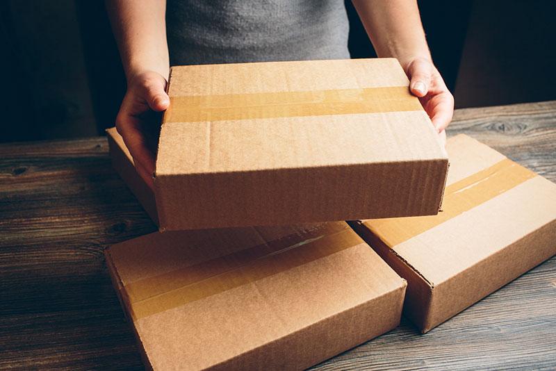 Embalagem para transporte: preparação de remessas no comércio eletrônico