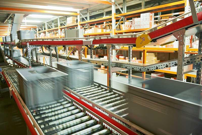 Automação de processos na entrega de pedidos