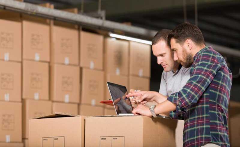 A logística no e-commerce como vantagem competitiva